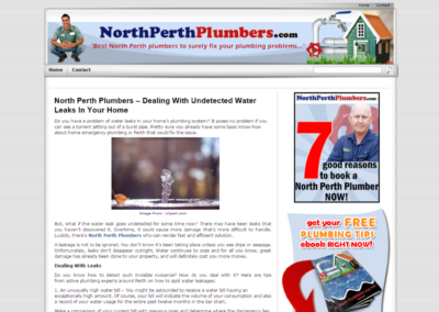 NorthPerthPlumbers